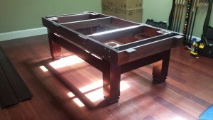 Correctly Performing Pool Table Installations, Nashville Tennessee
