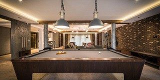 Pool table installations in Nashville, Tennessee