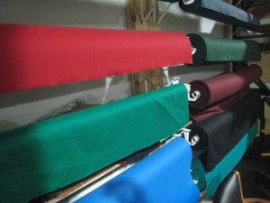 Pool table refelting services in Nashville, Tennessee