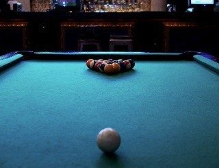 Pool table room sizes in Nashville, Tennessee