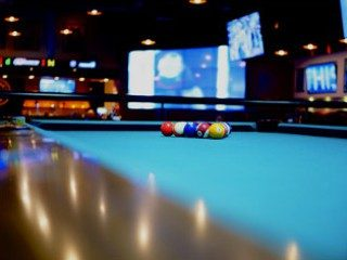 Pool table setup services in Nashville, Tennessee