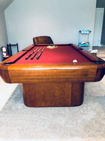 Buyer Is Responsible For Disassembly And Pickup. For Titans Fans, This Table  Was Purchased From Wide Receiver, Roydell William