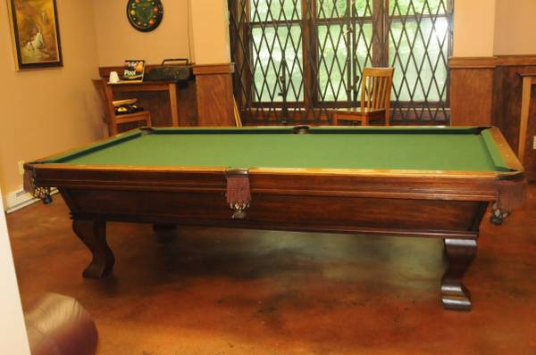 Pool Tables For Sale In Nashville SOLO Pool Table Movers - Gandy pool table