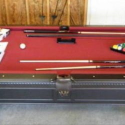 Brand New 8ft AMF Santa Fe Pool Table