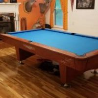 Diamond Pool Table