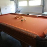 Steepleton Pool Table 8'