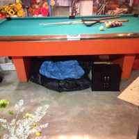Gandy Commercial Pool Table