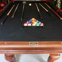 Leisure Bay Pool Table 8 ft