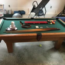 Olhausen Pool Table (SOLD)