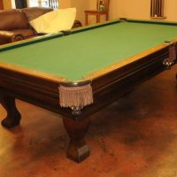 9' Big G Gandy Pool Table Commercial Grade