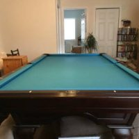 Legacy Pool Table