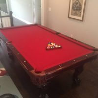 CL Bailey 8' Pool Table