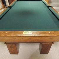 Pool Table - Steepleton
